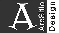 ArcSitio Design Logo